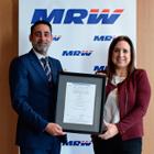 MRW - MRW obtiene los certificados ISO