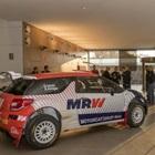 MRW - MRWRally Team presenta a sus pilotos