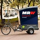 MRW - El 12,75% de los medios utilizados para las entregas de MRW son sostenibles
