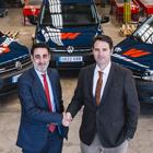 MRW - Volkswagen y MRW inician un Proyecto de Movilidad que incluye vehículos sostenibles