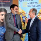 MRW - En su apuesta por el deporte, MRW repite su  participación en la Zurich Marató de Barcelona